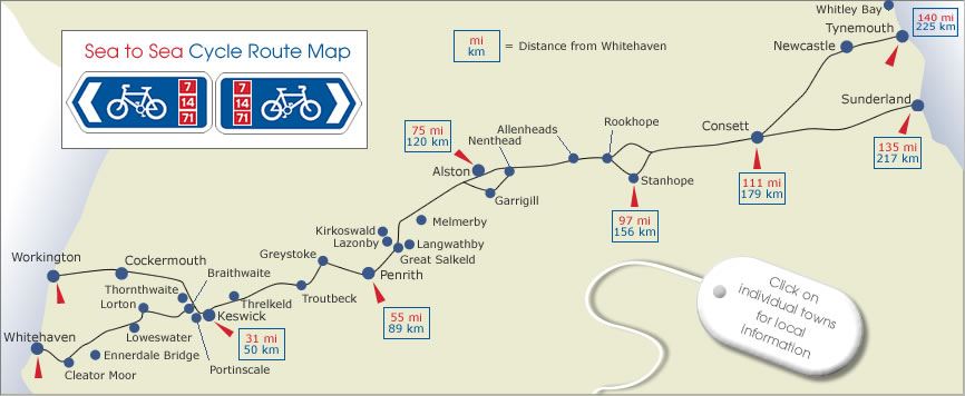 C2c Cycle Route Map Pdf